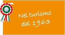 Nel turismo dal 1963